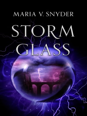 cover image of Storm Glass