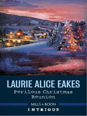 cover image of Perilous Christmas Reunion