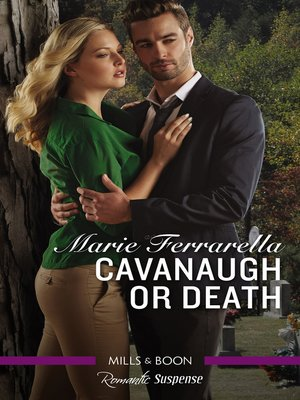 marie ferrarella cavanaugh justice series