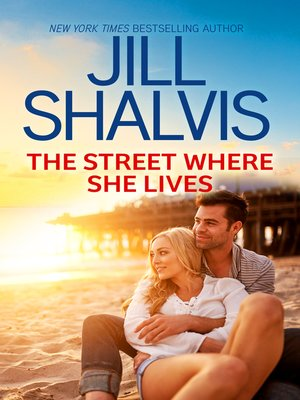 cover image of The Street Where She Lives