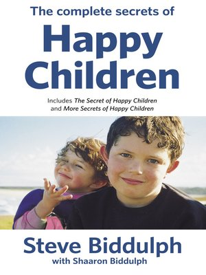 cover image of Complete Secrets of Happy Children