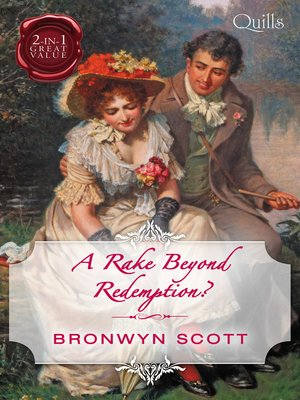 cover image of A Rake Beyond Redemption? / How to Disgrace a Lady / How to Ruin a Reputation