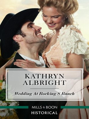 cover image of Wedding At Rocking S Ranch