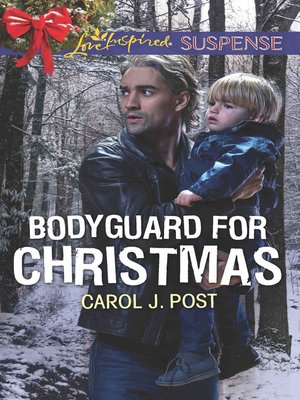 cover image of Bodyguard For Christmas