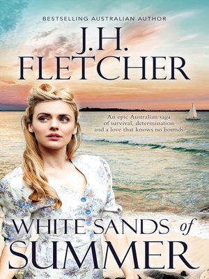 cover image of White Sands of Summer