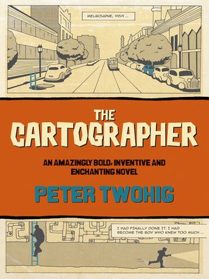 cover image of The Cartographer