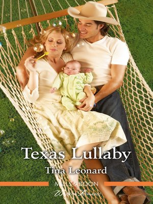 cover image of Texas Lullaby