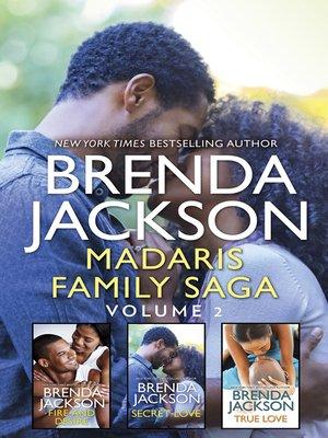 cover image of Madaris Family Saga, Volume 2