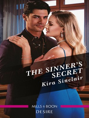 cover image of The Sinner's Secret