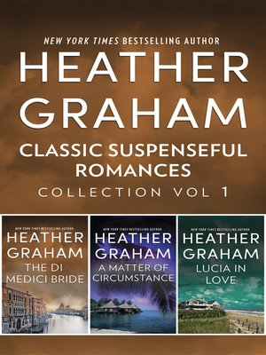 cover image of Heather Graham Classic Suspenseful Romances Collection, Volume 1