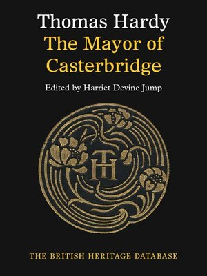 an analysis of the characters of hardys the mayor of casterbridge The importance of character and a good name in the mayor of casterbridge introduction the novel the mayor of casterbridge by thomas hardy deals with the importance of character and reputation.