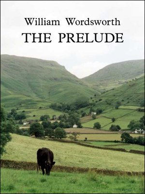 cover image of The Prelude - British Heritage Database Reader-Printable Edition