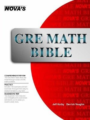 Gre Math Ebook