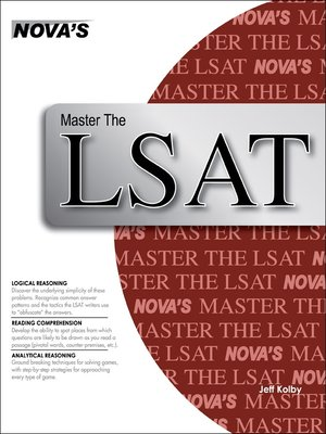 cover image of Master The LSAT