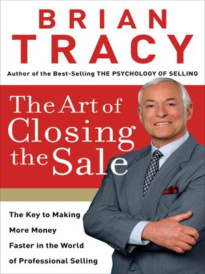 cover image of The Art of Closing the Sale