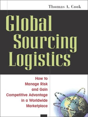 cover image of Global Sourcing Logistics