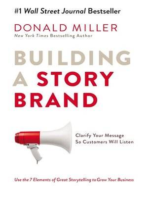 cover image of Building a StoryBrand