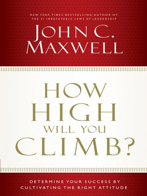cover image of How High Will You Climb?