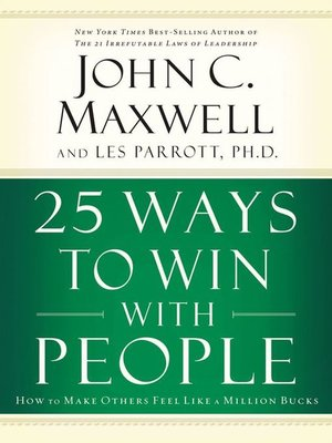 cover image of 25 Ways to Win with People