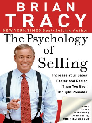cover image of The Psychology of Selling