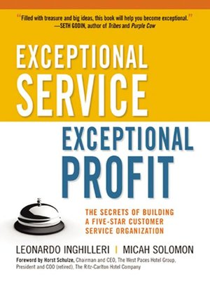 cover image of Exceptional Service, Exceptional Profit