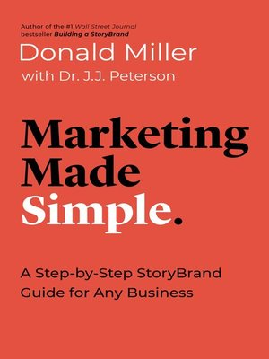 cover image of Marketing Made Simple