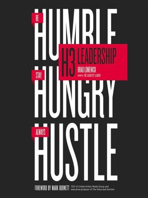 cover image of H3 Leadership