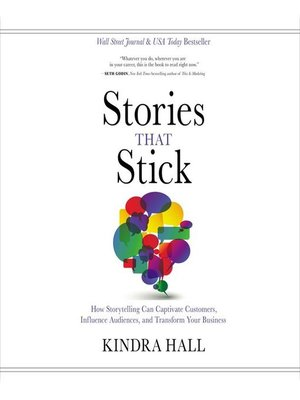 cover image of Stories That Stick