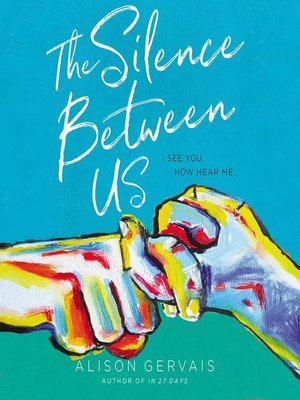 cover image of The Silence Between Us