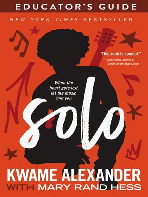 cover image of Solo Educator's Guide