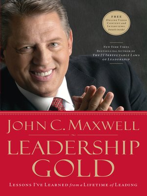 cover image of Leadership Gold