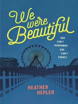 cover image of We Were Beautiful