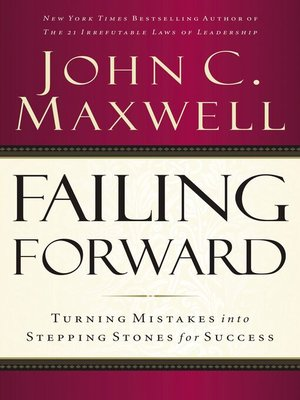 cover image of Failing Forward