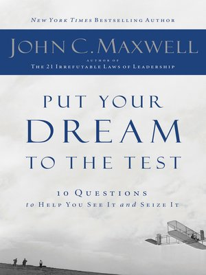 cover image of Put Your Dream to the Test