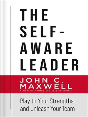 cover image of The Self-Aware Leader