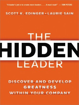 cover image of The Hidden Leader