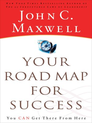 cover image of Your Road Map For Success