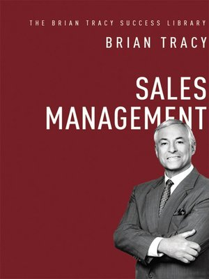 cover image of Sales Management
