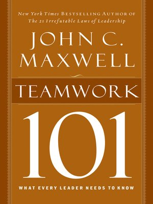 cover image of Teamwork 101
