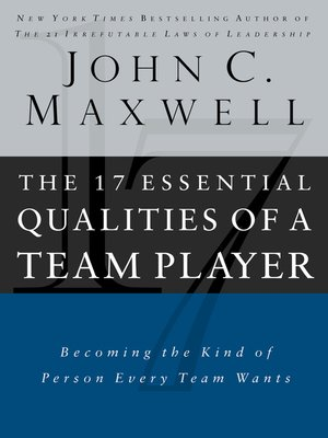 cover image of The 17 Essential Qualities of a Team Player