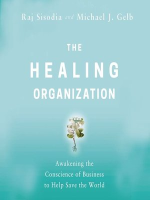 cover image of The Healing Organization