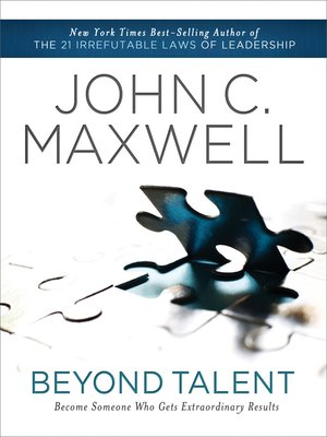 cover image of Beyond Talent