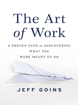 cover image of The Art of Work