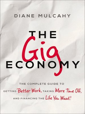 cover image of The Gig Economy