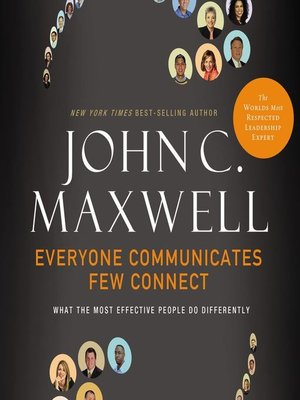 cover image of Everyone Communicates, Few Connect