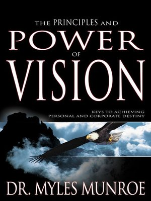 cover image of The Principles and Power of Vision