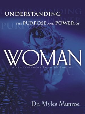 cover image of Understanding The Purpose And Power of Woman
