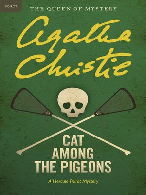 cover image of Cat Among the Pigeons