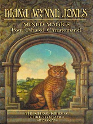 cover image of Mixed Magics: Four Tales of Chrestomanci