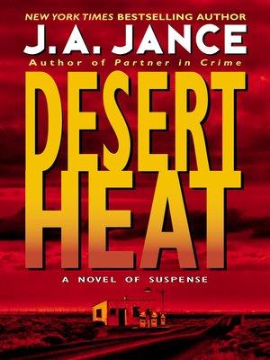 cover image of Desert Heat